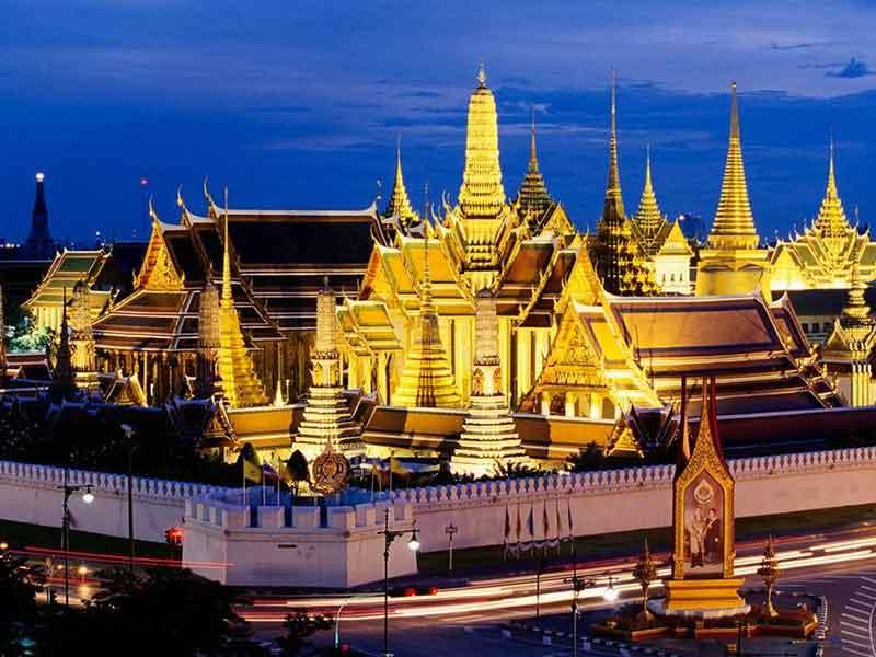 【曼芭】泰国曼谷芭提雅6天5晚+东方公主号+76层自助餐+绝无强迫消费
