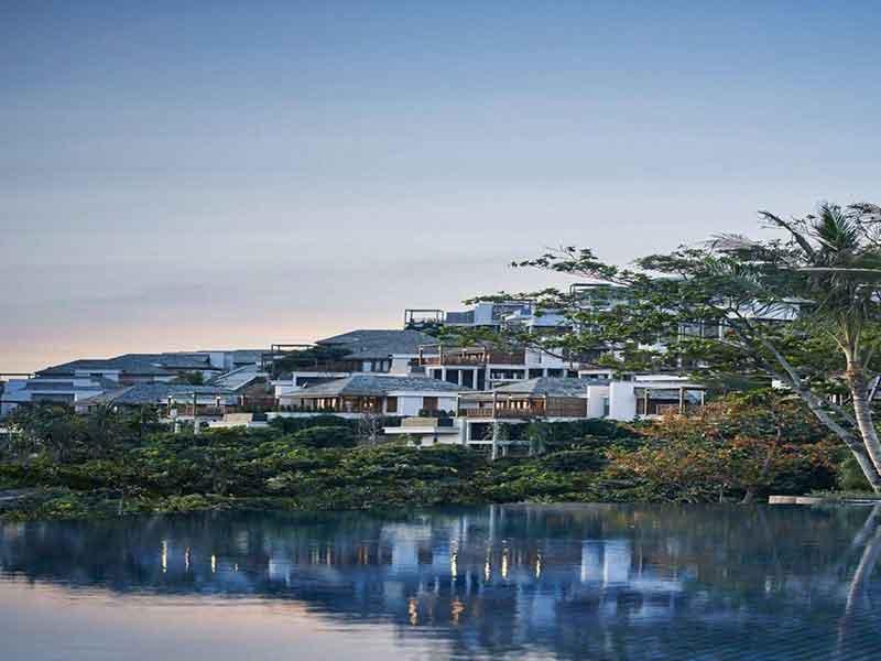 【苏梅岛】苏梅岛5天4晚自由行+住丽思卡尔顿泳池别墅酒店 +正点航班