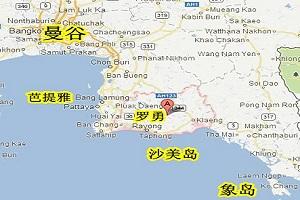 泰国七天自由行实战攻略